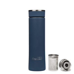 Fressko Colour Collection Water Bottle - 500ml (Denim)