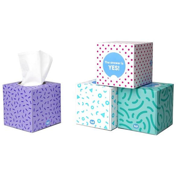 Bamboo Forest Friendly Tissues