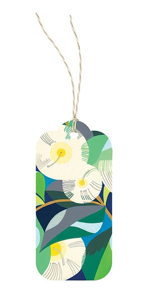 Earth Greetings Gift Tags - Lemon Scented Gum