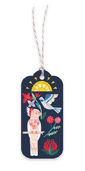 Earth Greetings Gift Tags - Wild Natives