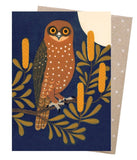 Earth Greetings - Greeting Cards - BooBook & Banksia
