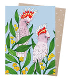 Earth Greetings - Greeting Cards - Major Mitchell's Perch
