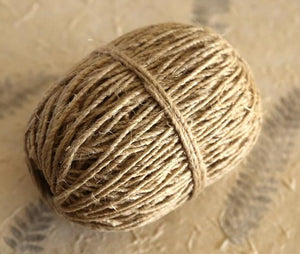Fair Go Hemp Twine, 50m