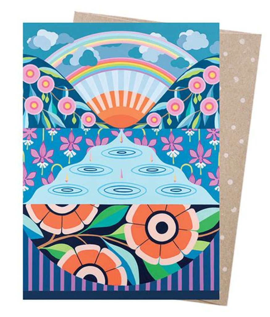 Earth Greetings - Greeting Cards - Look for Rainbows