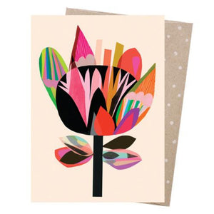 Earth Greetings - Greeting Cards - Midnight Flora