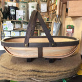 Wooden Trug, Small