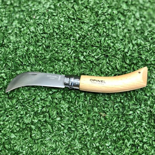 Pruning Knife - Opinel No 8 Stainless Steel