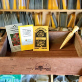 Urban Farmer Fathers Day Gift Pack, Including Jarrah Seedling Tray, Seed Dibber and Three Packets of Seeds