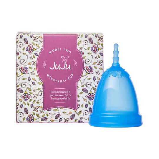 Reusable Menstrual Cups, from JuJu