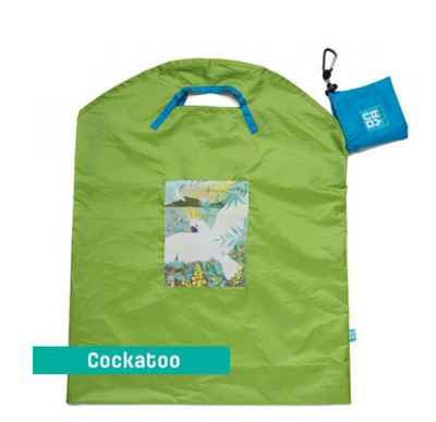 Onya Shopping Bags - Large Apple / Cockatoo