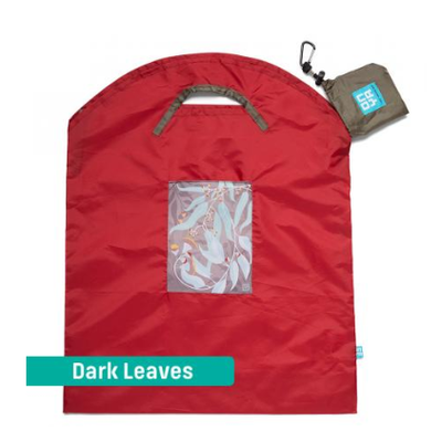 Onya Shopping Bags - Large Chili / Dark Leaves