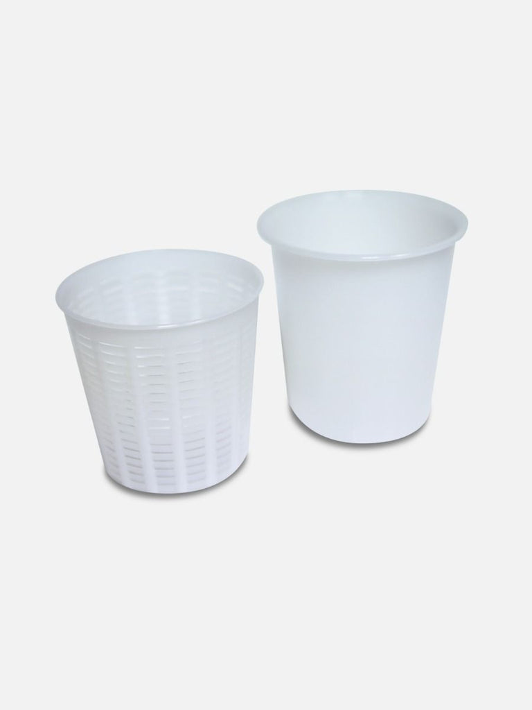 Ricotta Basket and Draining Container (Large), from Mad Millie