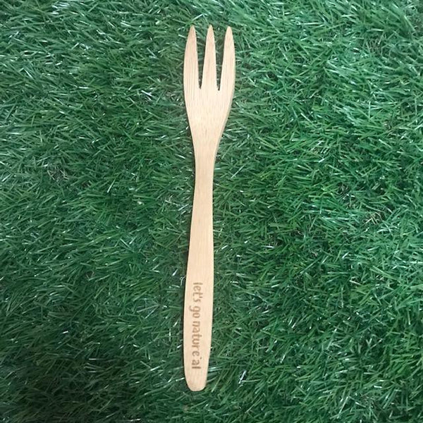 Reusable Bamboo Fork