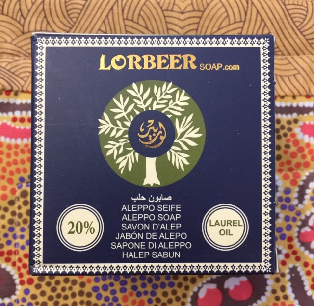 Lorbeer Aleppo Soap - 20% Laurel