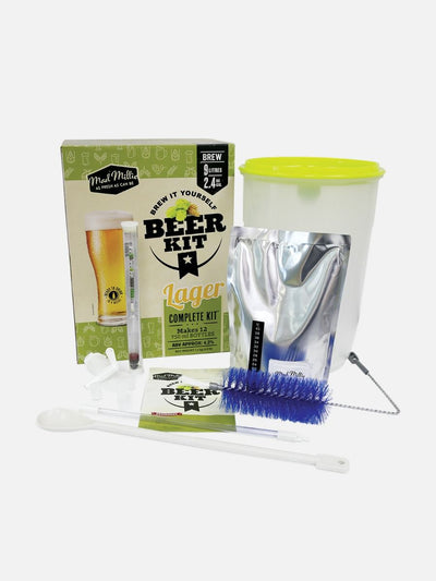 Mad Millie Brew It Yourself Beer Kit - Lager