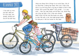 Inside Illustration in Our Street, Written by Beck Lowe and David Holmgren and Illustrated by Brenna Quinlan