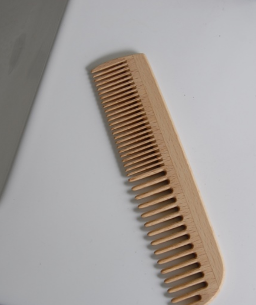 Wooden Mens Comb