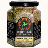 A Jar of Native Balance For Women Tea, from Roogenic