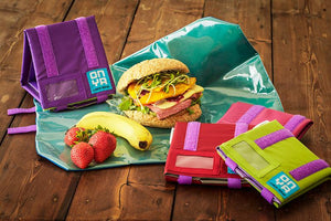 Reusable Sandwich Wraps - Onya