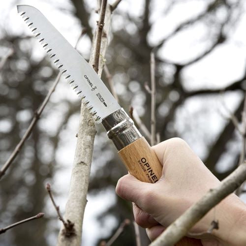 Pruning Saw - Opinel No 12 Stainless Steel