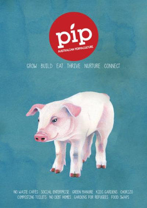 Pip Magazine - Issue 2 - The Pig Issue