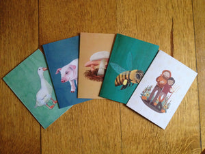 Pip Greeting Cards