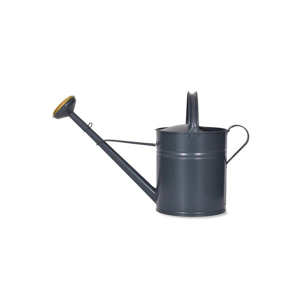 10L Watering Can from Garden Trading, in Charcoal Colourway