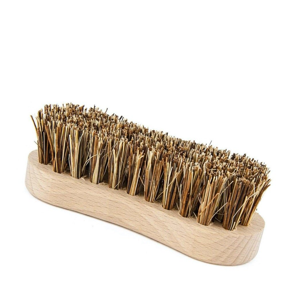 Heidi Scrub Brush with Union Fiber Bristles from Redecker