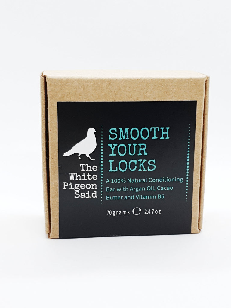 Smooth Your Locks Conditioning Bar, 100g