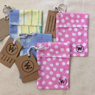 Snack Bags - Washable Small