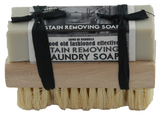Stain Bar and Nail Brush