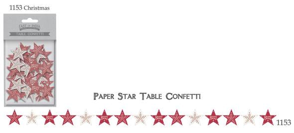 Paper Table Confetti - Merry Christmas