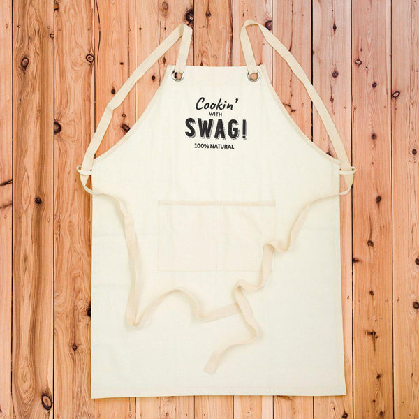 "The Swag Apron – ""Cookin"""