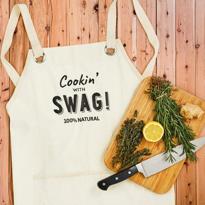 "The Swag Apron – ""Cookin' With Swag"""