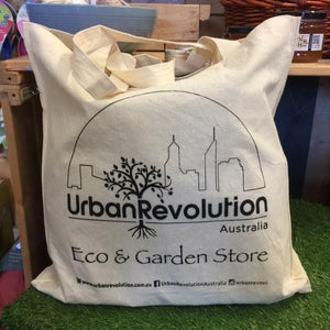 Calico Shopping Bag - Urban Revolution