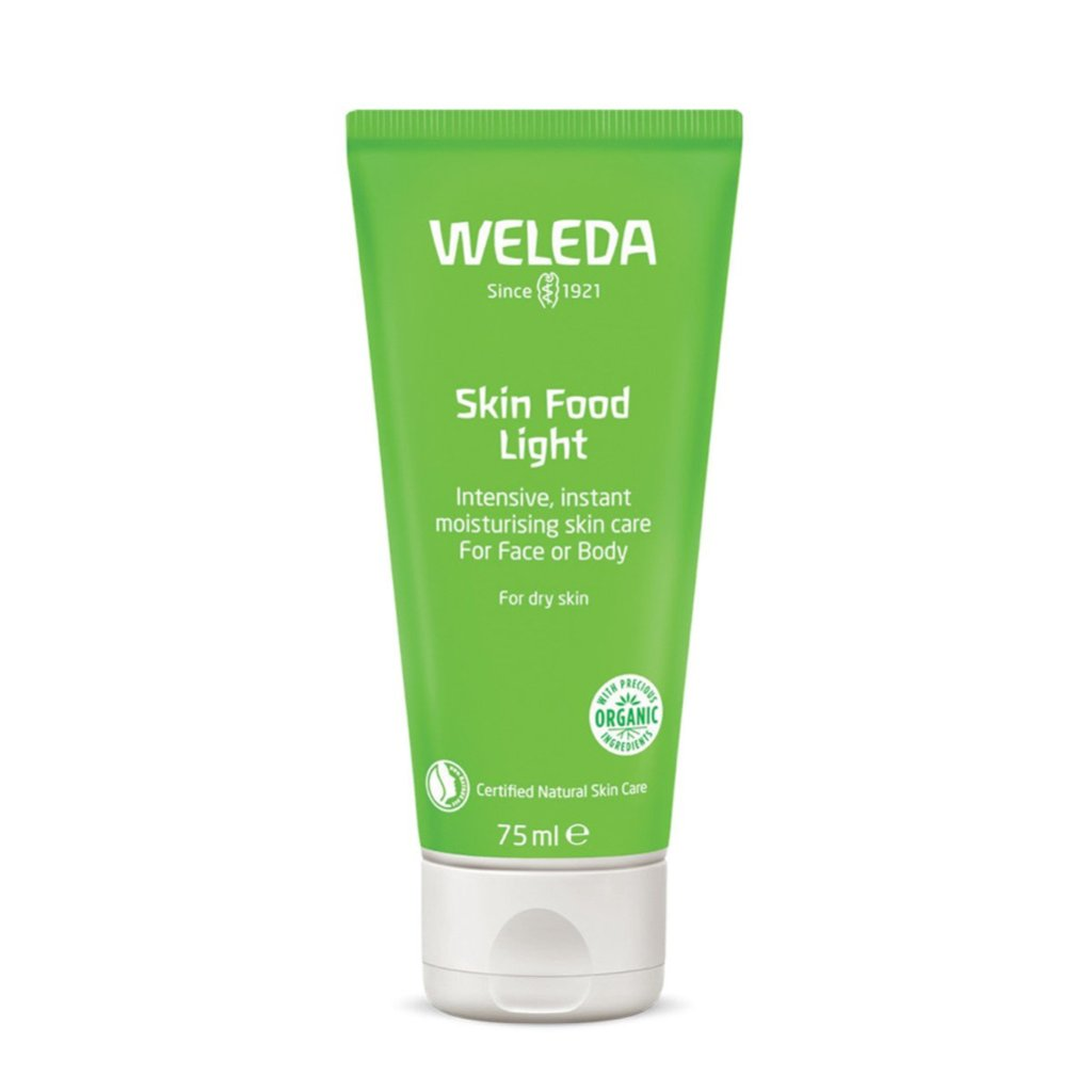 Skin Food Light, from Weleda