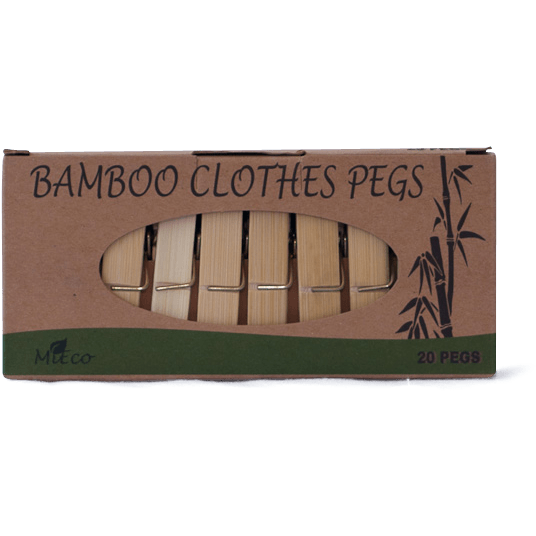Urban Revolution Australia Clothes Pegs - Bamboo Home