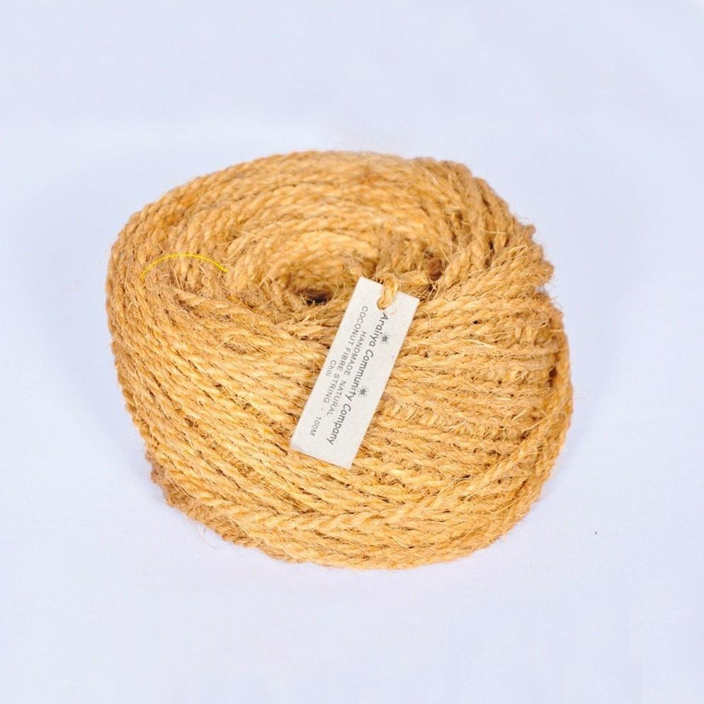 Import Ants Coir String 25m Home Coconut