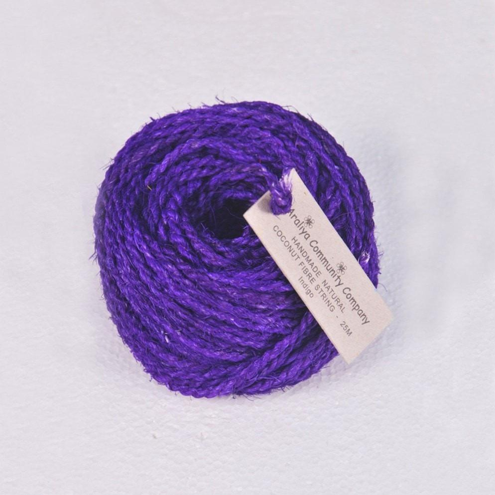 Import Ants Coir String 25m Home Indigo