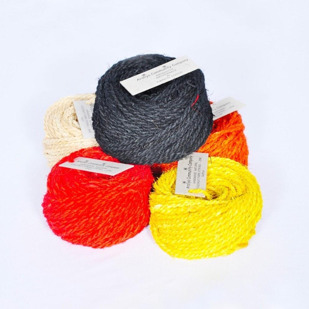 Import Ants Coir String 25m Home Jet