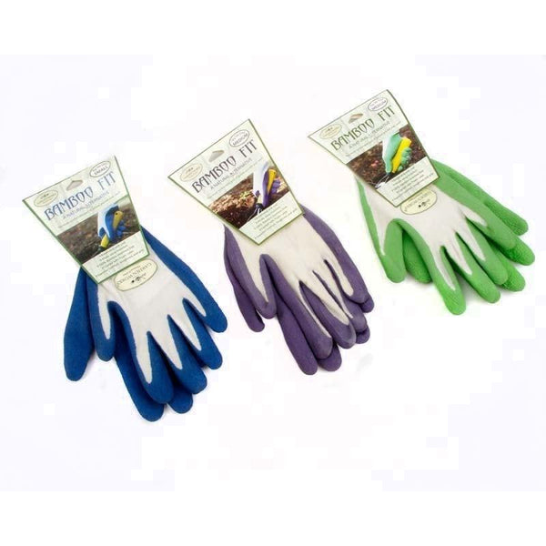 Quality Products Copy of Gloves Bamboo Fit - XLarge Garden