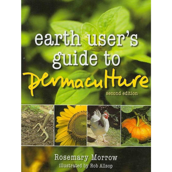 Urban Revolution Australia Earth User's Guide to Permaculture (Book, 2nd Edition) Garden