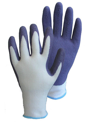 Quality Products Gloves Bamboo Fit - Large Garden Lavender