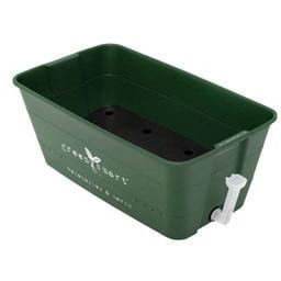 Urban Revolution Australia Herb and Veggie Wicking Pot Starter Kit Garden Large Green Pot