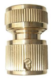 Ryset Brass Hose Connector 12mm