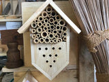 Ryset Insect Hotel - Bamboo Garden