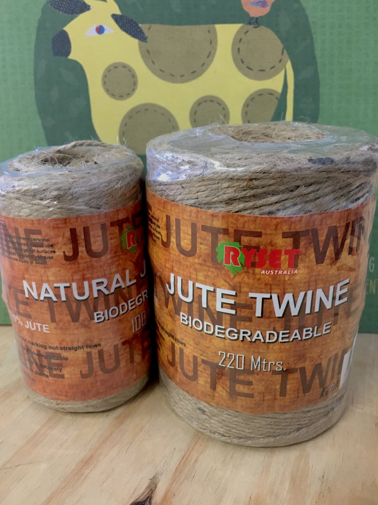 Jute Twine, Biodegradable 100m and 200m