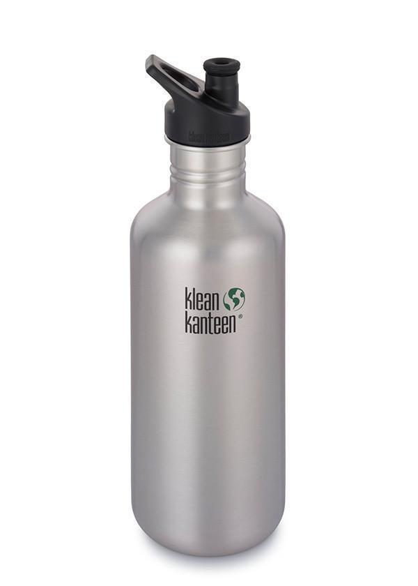Klean Kanteen Klean Kanteen Classic 1182ml (40Oz) - Sports Cap Drink Bottles Stainless