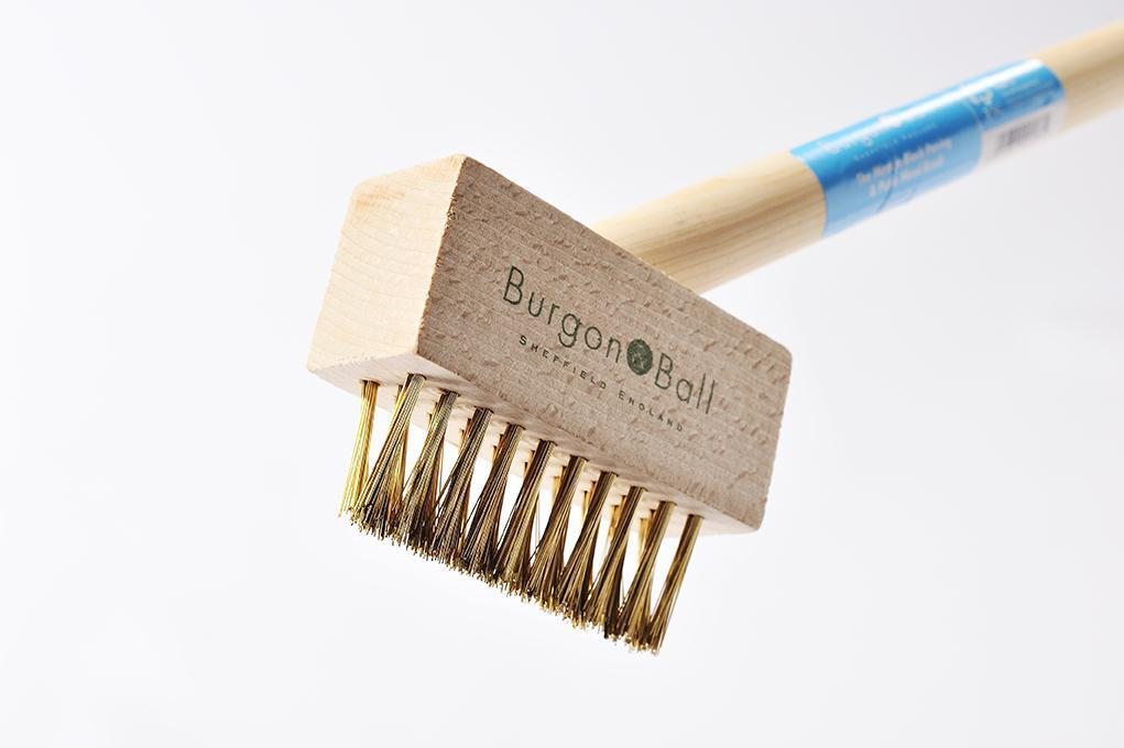 Quality Products Long Handled Miracle Block Paving Brush Home