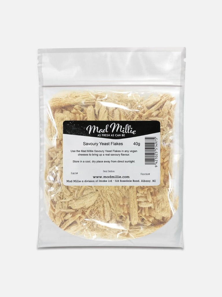 Savoury Yeast Flakes, from Mad Millie